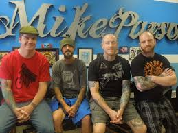 the artists of mike parsons ink tattoofest epic tattoo weekend 2017