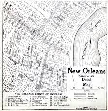maps orleans nola history 8 fascinating orleans maps gonola com
