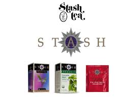 stash tea co antilla illustration design