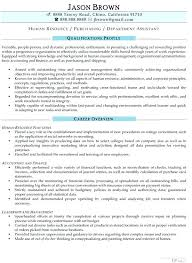 human resource resume exles of human resources resumes human resource resume exle