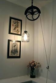 industrial pulley pendant light pulley l cbat info