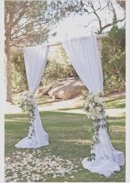 wedding arch nyc real wood wedding arch with a chandelier wedding decor