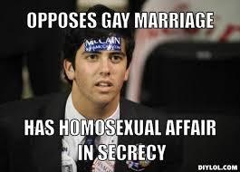 Anti Gay Marriage Meme - ray gun