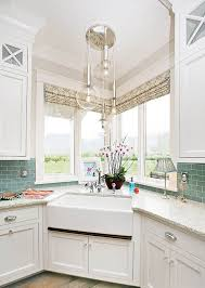 corner kitchen sink cabinet plans 19 beautiful and practical corner kitchen sink inspirations