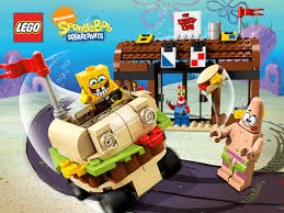 jeux de cuisine spongebob image result for lego spongebob squarepants lego dimensions