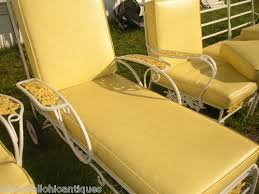 Metal Chaise 42 Best Chaise Lounging W Vintage Wrought Iron Images On Pinterest