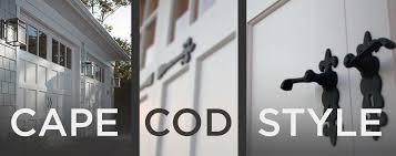 cape cod style garage door deluxe door systems