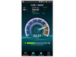 android speed test speedtest net free for android