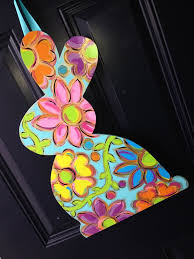 Etsy Easter Door Decorations by 30 Best Easter Images On Pinterest Etsy Shop Easter Decor And