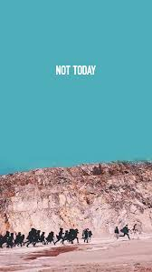 bts bts wallpapers not today you never walk alone bts