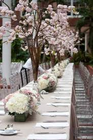 Cherry Blossom Tree Centerpiece by 64 Best Cherry Blossoms Wedding Flowers Images On Pinterest