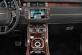 land rover evoque interior dash dash dash 3m sk samolepící dekory palubnej dosky