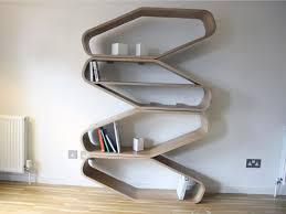 hanging book shelves interior design