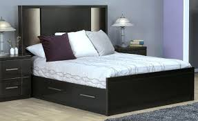 Storage Bed With Headboard Storage Beds For Sale Canada Bed With Headboard Stepdesigns