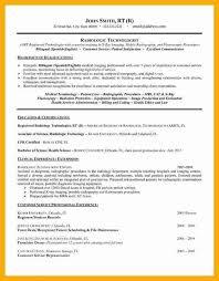 radiologic technologist resume skills 7 radiologic technologist resume data analyst resumes