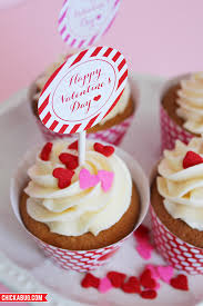free printable valentine u0027s day cupcake wrappers and toppers