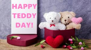 valentines day teddy happy teddy day 2017 wishes best quotes sms status and