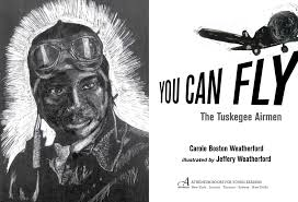 you can fly you can fly book by carole boston weatherford jeffery boston