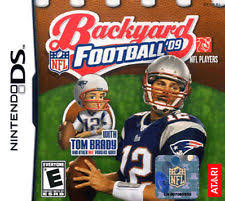 Backyard Football Free Sports Nintendo Ds Football Video Games Ebay