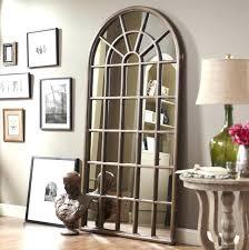 Ideas Design For Arched Window Mirror Window Mirror Decor Window Mirror Decor Decor Arched Mirror Window