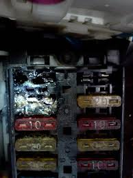 nissan juke fuse box apparently the fuses didn u0027t work as they should have nissan
