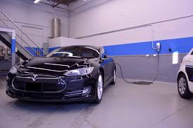 tesla model s charging tesla charging u2014 inception auto detailing award winning car