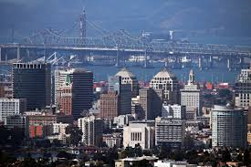 Map Of Oakland Oakland California Wikipedia