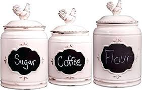 labels for kitchen canisters farmhouse kitchen canisters glass canisters with chalkboard labels