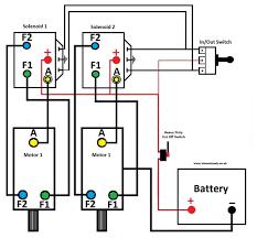 warn winch controller blurryobjects net with wiring diagram