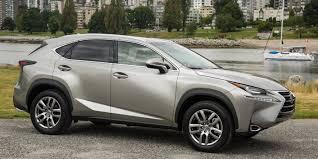 lexus nx300h extras lexus nx is a fashion stiletto but not quite