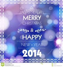 cards for happy new year merry christmas and happy new year card design royalty free stock