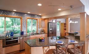 Kitchens With Light Maple Cabinets Affordable Wooden Light Color Maple Cabinets Can Be Decor With