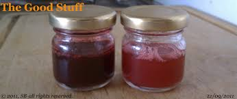 the good stuff how to make home made red food coloring