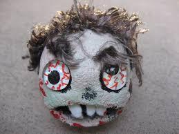 zombie halloween decorations craft klatch zombie craft tutorial great for halloween