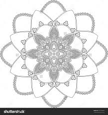 aboriginal style of dot painting and power of mandala doodle dot