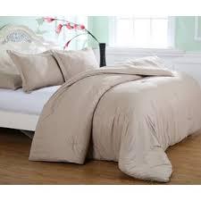 Pink And Brown Comforter Sets Modern Ivory U0026 Cream Bedding Sets Allmodern