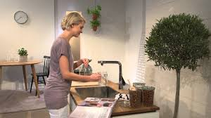 hansgrohe talis select s 300 single lever kitchen mixer 72820000