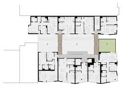 san francisco floor plans fougeron architecture clads a san francisco condo building in dark