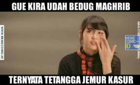 Admin Meme - ini dia sosok di balik layar meme comic indonesia