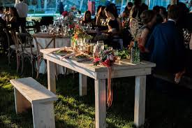 party rentals boston vendor highlight faleesha gaylord boston rustic wedding