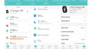 fitbit app android fitbit charge hr review digit in