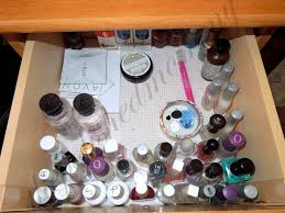 my nail station the polished mommy