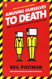 amusing death public discourse age show