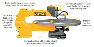 free shipping u2014 dewalt scroll saw u2014 20in variable speed model