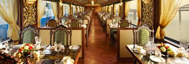 Maharaja Express Exotic Luxury Train Tour Packages India Luxury Train Travel Classic