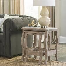 Nesting End Tables 44408 Riverside Furniture Juniper Living Room Nesting End Table
