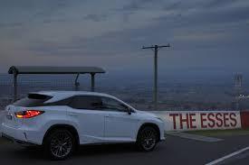 lexus suv australia auto review 2016 lexus rx 450h f sport exhaust notes australia