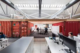 weise associates designs the cards against humanity office