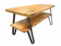 Tree Trunk Table Krw Studios U0027 Salvaged Tree Trunk Tables Bring The Beauty Of Nature