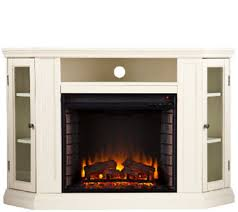 Amish Electric Fireplace Electric Heaters U2014 Buy Now Pay Monthly U2014 Qvc Com